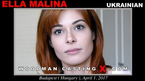 Ella Malina, Ani Black Fox - Group sex with Young Ukrainian Girl / 04-05-2017 (WoodmanCastingX) [SD/480p/MP4/699 MB] by XnotX