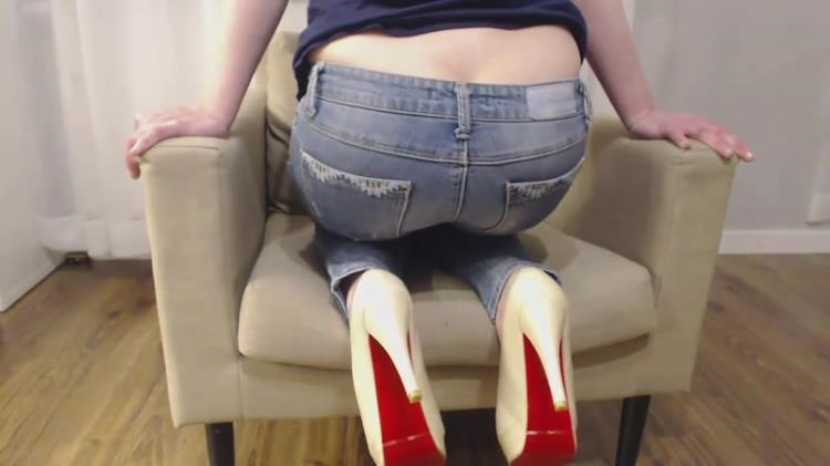 Shitty jeans for you - Solo Scat [Scat / FullHD]