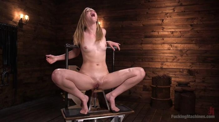 Mona Wales - Fucking Machine Squirt-a-thon with Mona Wales (FuckingMachines, Kink) HD 720p