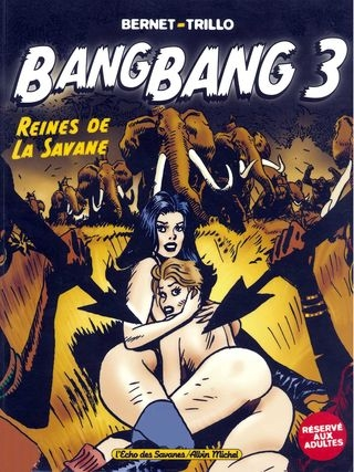 Jordi Bernet Bang Bang 03 - Reines de la Savane [French] [67  pages]