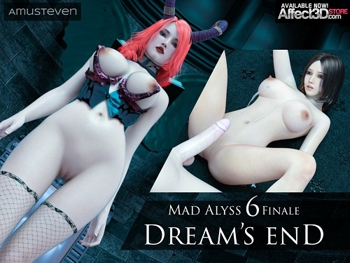 Horny redheaded shemale fucks sexy dark haired babe [227  pages]