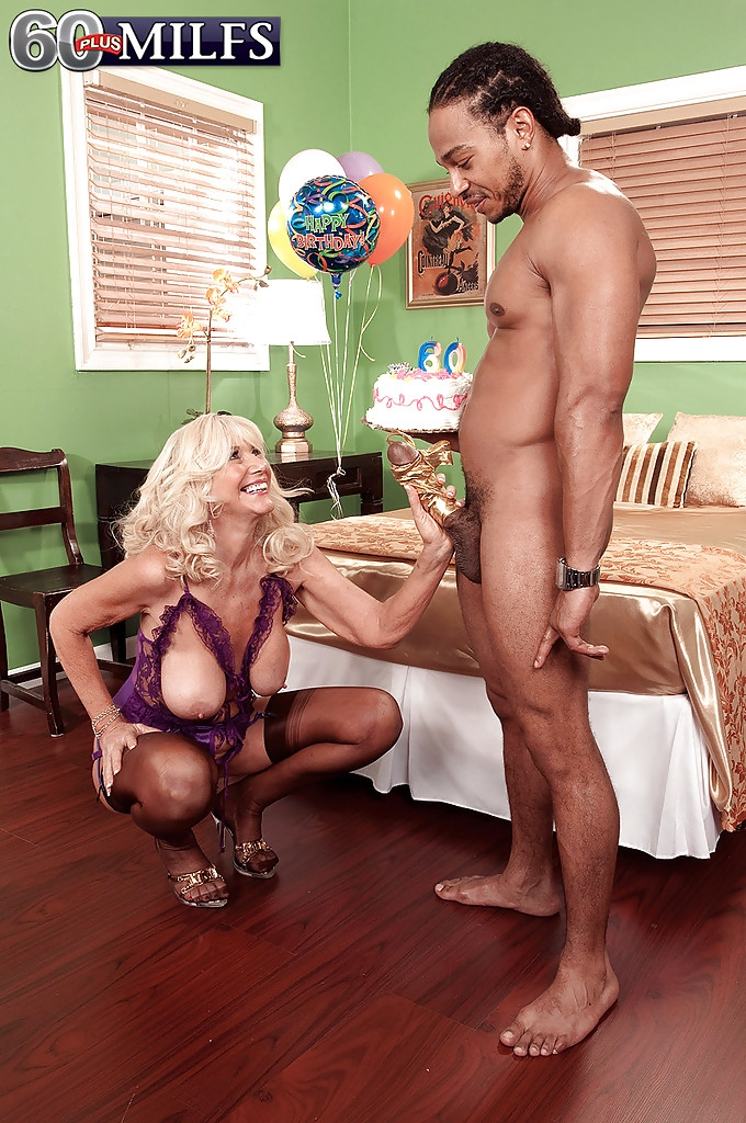 60PlusMilfs: Summeran Winters - Summerans Birthday Party Continues...In Her Ass! [HD 720p] (343 MB)