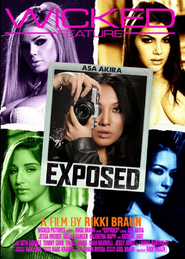 Wicked Pictures - Asa Akira, Jessa Rhodes, Abella Danger, Valentina Nappi, Katrina Jade, Seth Gamble, Tommy Gunn [Exposed] (DVDRip 400p)