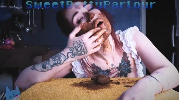 Im PLAY with my DOLL - Eat Shit (FullHD 1080p)