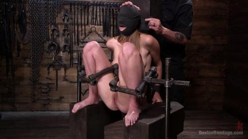 DeviceBondage.com / Kink.com [Ashley Lane - WARNING!! DEVASTATING TORMENT AND EXTREME SUFFERING!!!] HD, 720p