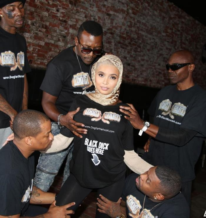 BlacksOnBlondes/DogFart - Aaliyah Hadid - Blacks On Blondes [HD 720p]