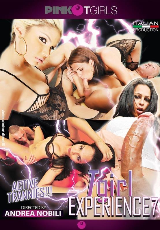 Tgirl Experience 7 - PinkOTgirls.com (HD, 720p)