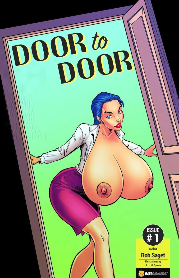 Botcomics - Door to Door Ch.1-3 [36  pages]