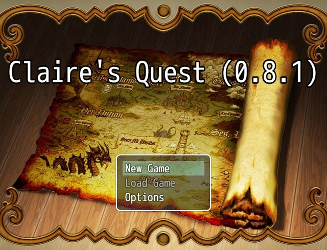 Dystopian Project Claires Quest Vers 081 Eng Uncen (games/246.74 MB)