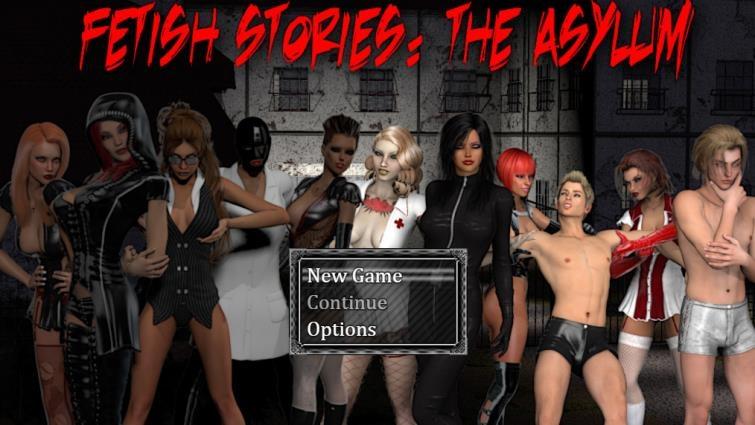 Fetish Stories The Asylum Intro from Darktoz