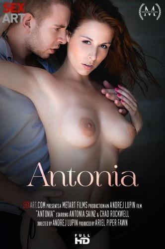 SexArt.com / MetArt.com [Antonia Sainz - Antonia] SD, 480p