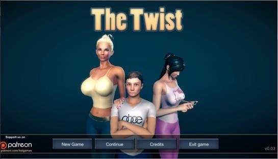 games: KsT - The Twist Version 0.08d bugfix + Walkthrough (499.14 MB) 15.05.2017