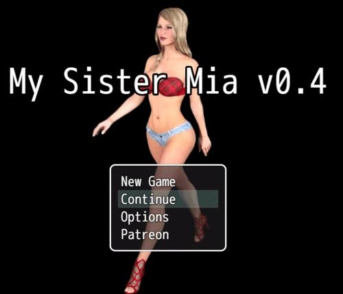Updated by Inceton My Sister Mia Version 0.5a