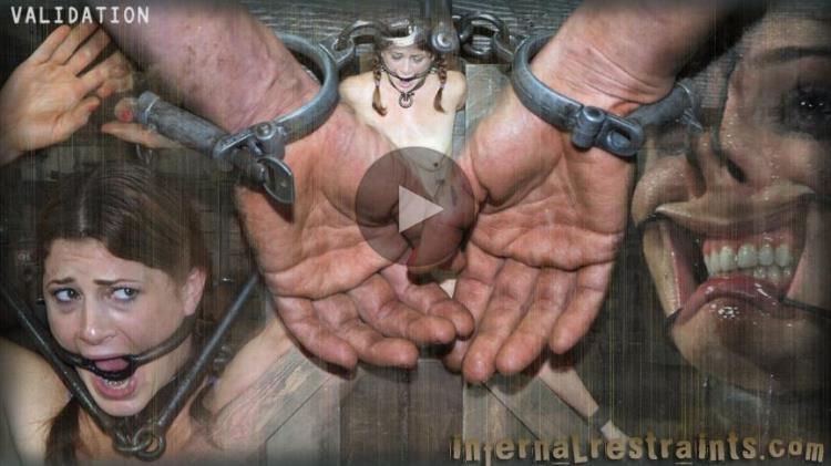 Cici Rhodes starring in Validation [Infernal Restraints / HD]