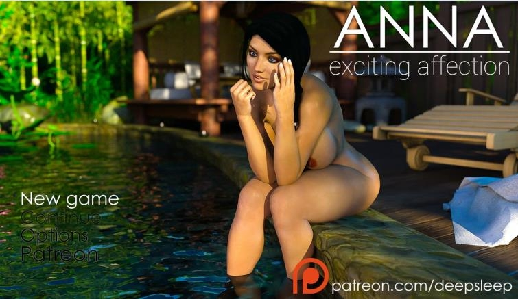 Anna - Exciting Affection by DeepSleep Version 0.1