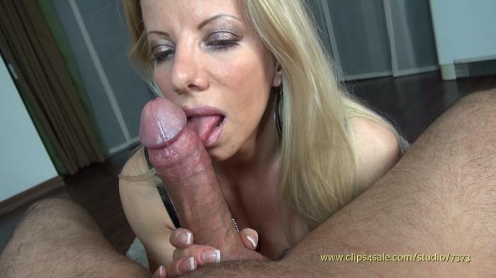 K Klixen Productions / Clips4Sale.com - K cock teaser - Lara de Santis - Part B [FullHD, 1080p]