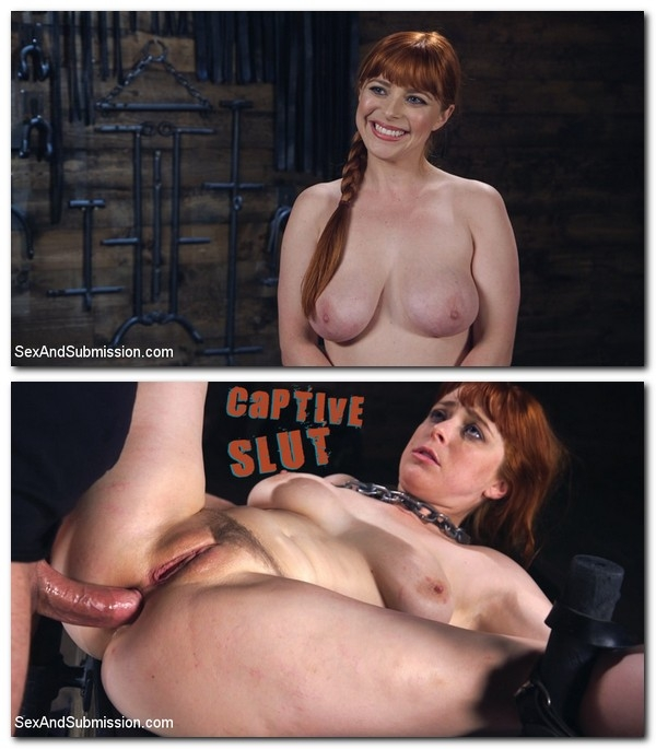 SexAndSubmission/Kink - Penny Pax - Captive Slut  (540p / SD)
