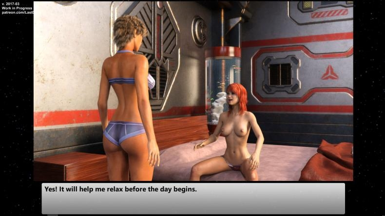 Update Last Days of the Universe Episode 1 2017.04 from AdultSciFi (games/400.39 MB)