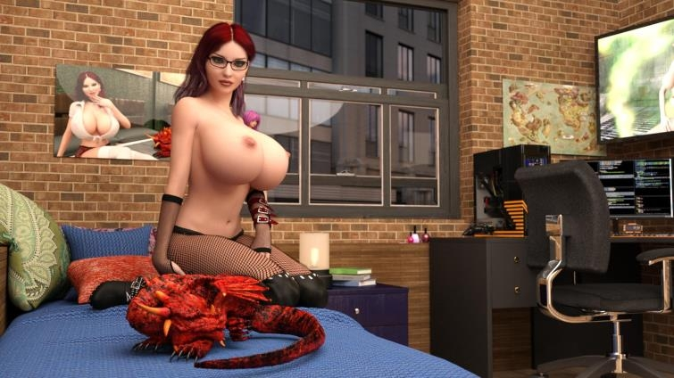 Lust Town V0.0.1b release by Hrt Mha