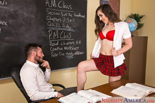 NaughtyBookworms, NaughtyAmerica: Lexi Lovell (SD/360p/297 MB) 30.05.2017