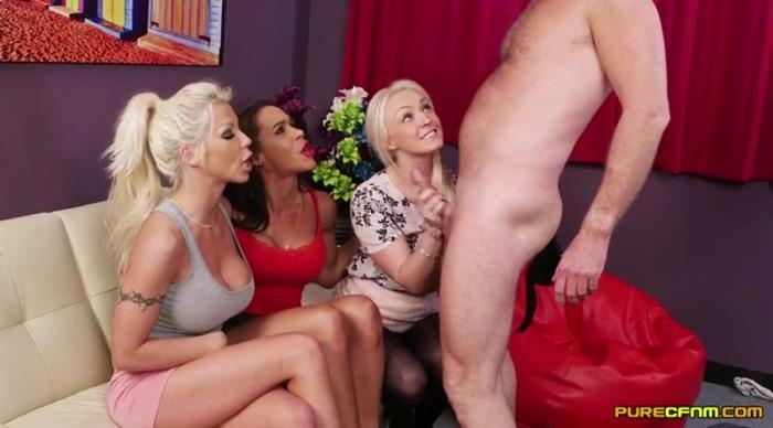 Amber Deen Angelina Elise And Barbie Sins Wildest Thing Ever (PureCFNM) SD 400p