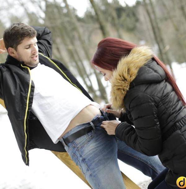 Paula Shy - Sexy Lingerie Surprise in Ski Lodge  (DaneJones/HD/720p/465 MiB) from Rapidgator