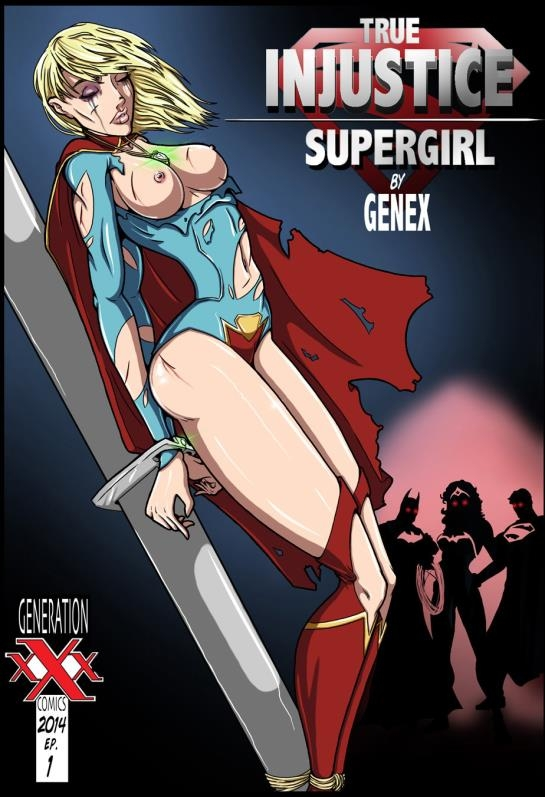 comics: Genex - True Injustice Supergirl (29 Pages/15.44 MB) 13.05.2017