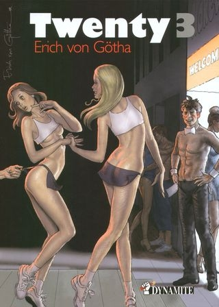 Erich Von Gotha Twenty #3 [French] [69  pages]