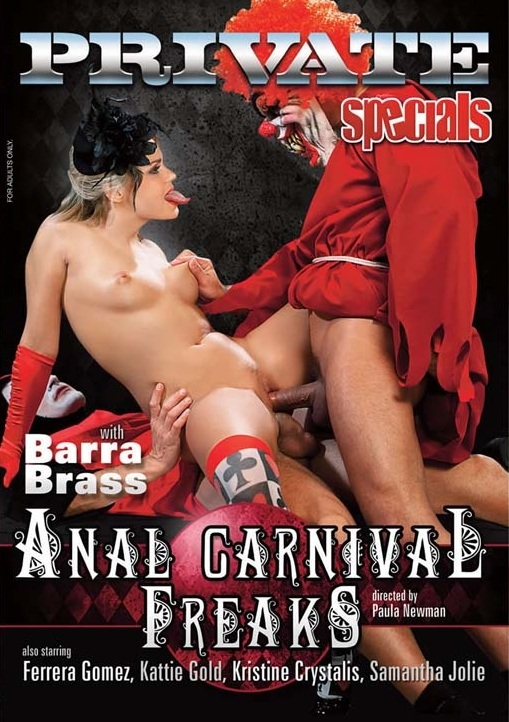 Private Specials 67: Anal Carnival Freaks [WEBRip/SD 1080p]