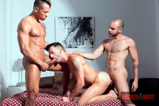 FuckerMate: Carlos Leao, Andy Star and Patrick Dei (HD/720p/490 MB) 22.05.2017