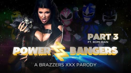 ZZSeries, Brazzers: Romi Rain - Power Bangers: A XXX Parody Part 3 (SD/480p/225 MB) 05.05.2017
