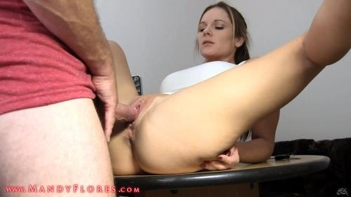 MandyFlores.com / Clips4Sale.com [Mandy Flores - I\'ll tell Mom: Father\'s day taboo with Mandy Flores] FullHD, 1080p