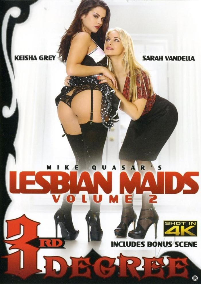 Third Degree Films: Sarah Vandella, Bridgette B., Jasmine Jae, Amarna Miller, Keisha Grey, Cassidy Banks, Mercedes Carrera, Blair Williams - Lesbian Maids 2 [DVDRip 406p]