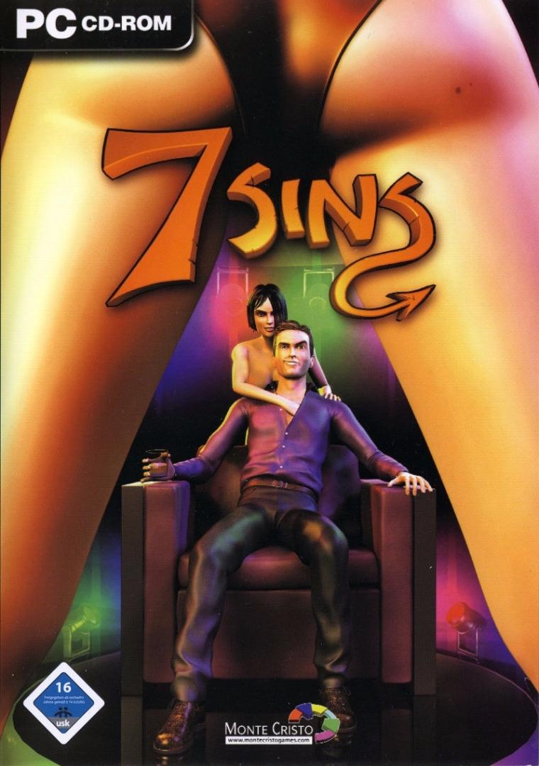 Monte Cristo 7 Sins (games/685.98 MB)