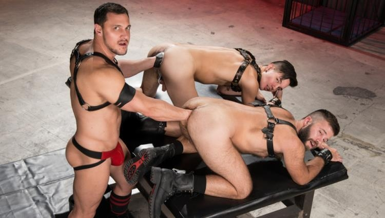 Deep Hole Dungeon, Scene #06 (Gage Lennox, Joey D, Issac Lin) [ClubInfernoDungeon / HD]