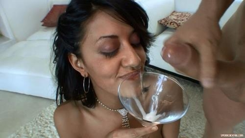 SpermCocktail.com [LYLA STORM - 6 loads swallowed] FullHD, 1080p