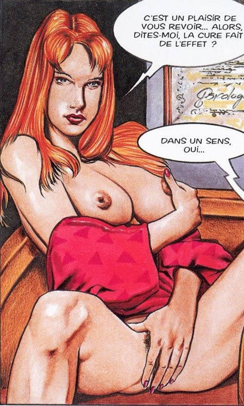 comics: Stefano Mazzotti Chairs Petits Secrets [French] (49 Pages/38.26 MB) 18.05.2017