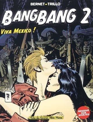 Jordi Bernet Bang Bang 02 [French] (comics/69  pages/154.86 MB)