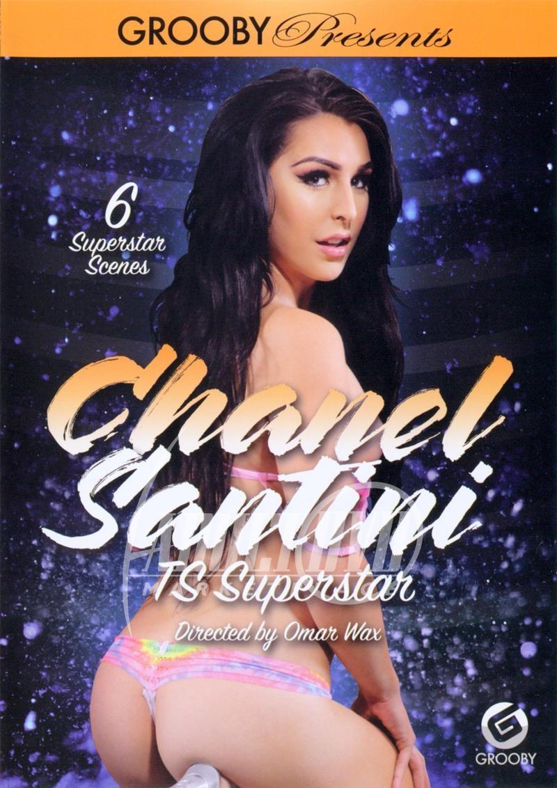 Chanel Santini: TS Superstar [DVDRip 540p]
