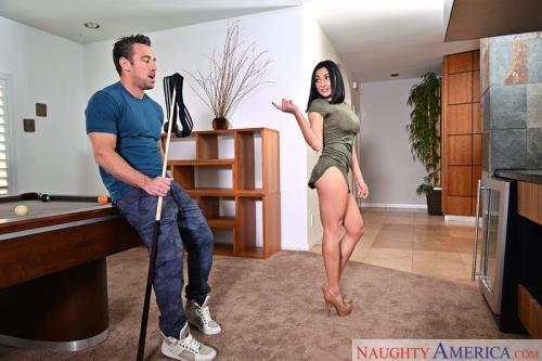 MyFriendsHotGirl.com / NaughtyAmerica.com [Audrey Bitoni] SD, 360p