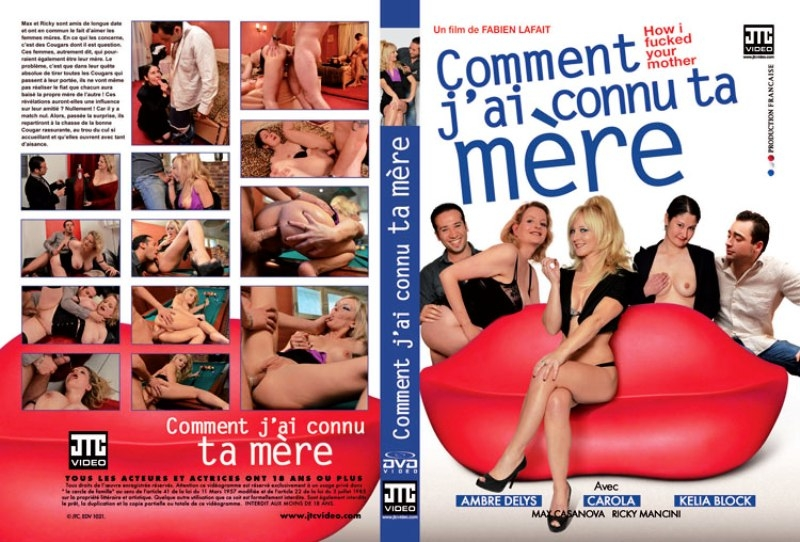 How I Fucked your Mother! [DVDRip 352p]
