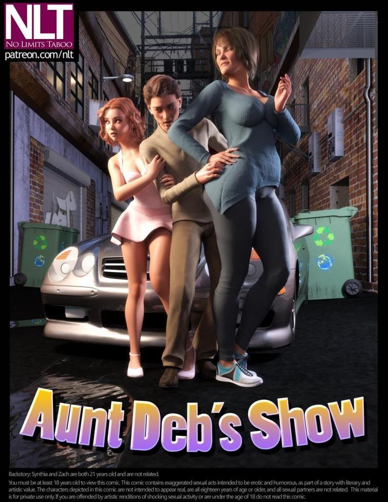 NLT Media Aunt Debs Show [43  pages]