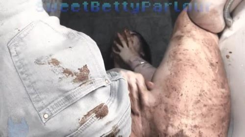 Scat [Crazy Shit Mutant Girl - Extreme Solo Scat] FullHD, 1080p