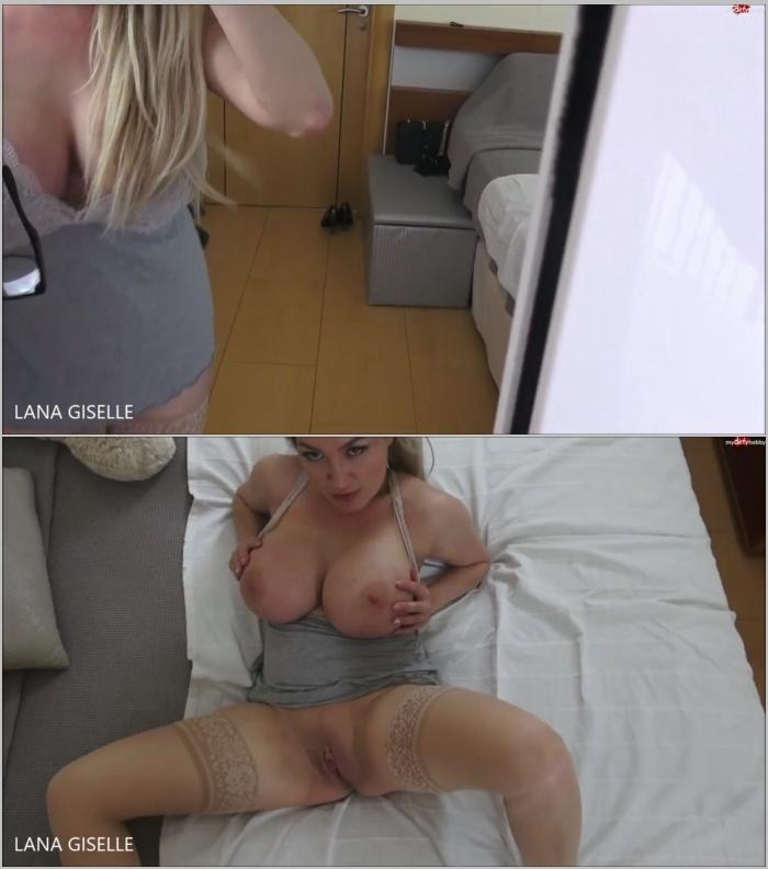 Lana-Giselle- Wenn Madchen sind unbeobachtet fuhlen  [FullHD 1080] MyDirtyHobby