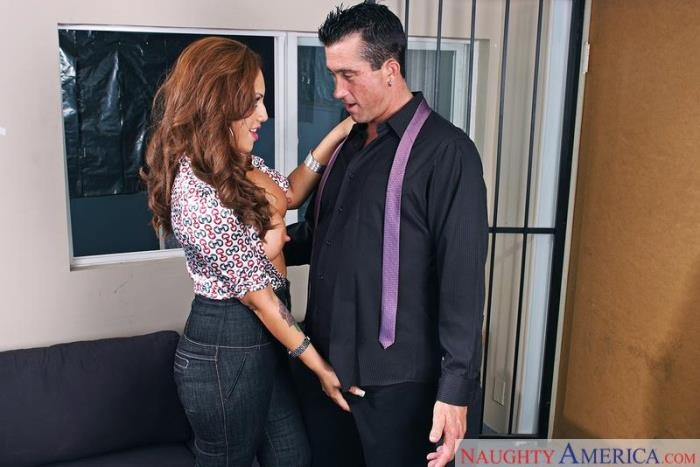 Ice La Fox - Remastered [NaughtyOffice, NaughtyAmerica] 360p