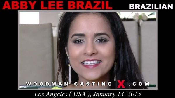 Abby Lee Brazil, Joleyn Burst - Casting X 170 * Updated * (DP, Anal) [WoodmanCastingX / SD]