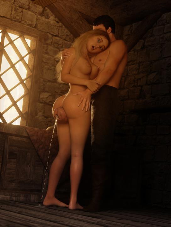 3d porn comics: Taking a Break by BadOnion (10 Pages/3.85 MB) 15.05.2017