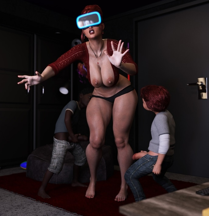ZZ2tommy Vr Blackmail (3d porn comics/67  pages/13.35 MB)