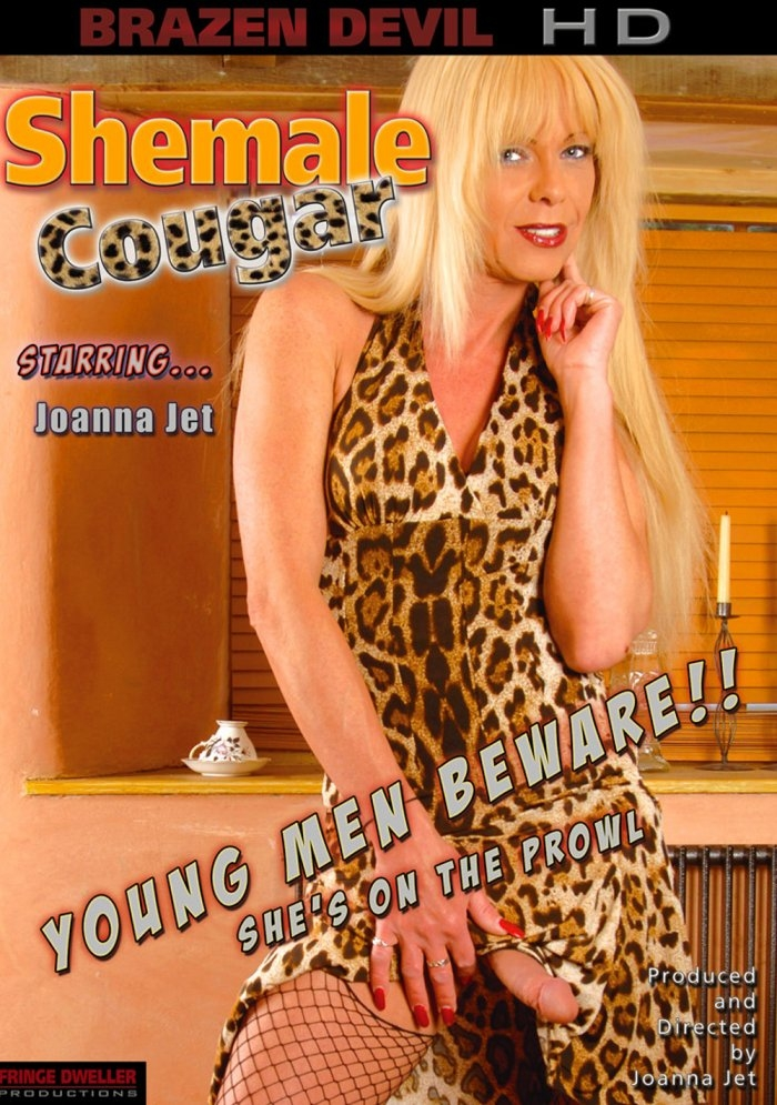 Shemale Cougar [DVDRip 480p]