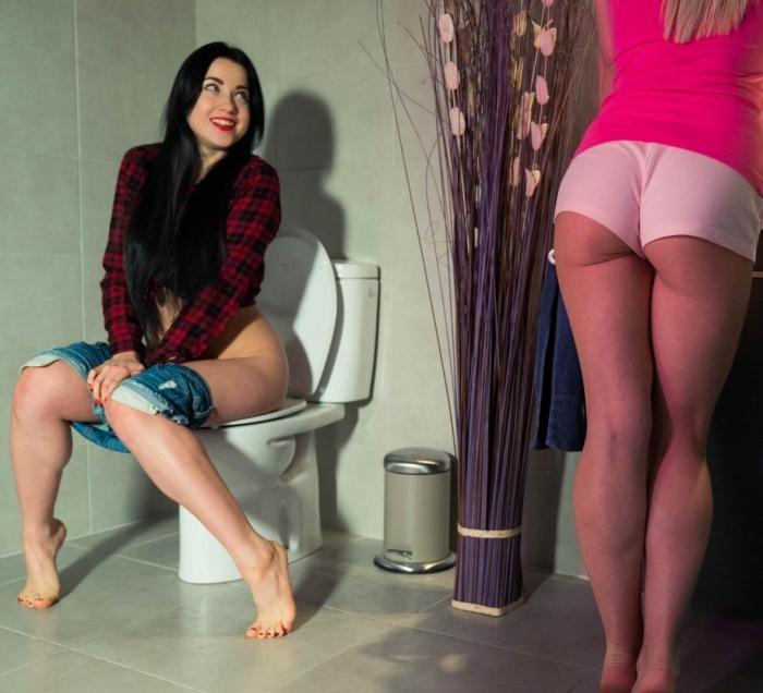 Sicilia, Taissia Shanti- Hungarian and Russian Sicilia and Taissia Shanti make love in the shower  [HD 720p] AGirlKnows